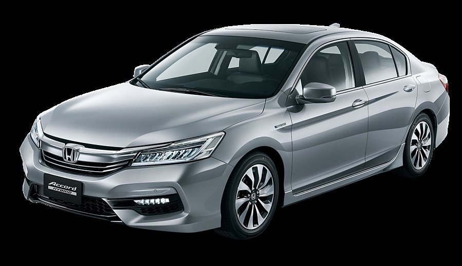 Honda Accord。 Honda提供