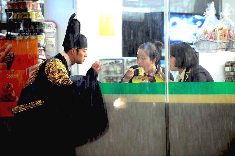 便利商店是城市中人們最常去的地方,晉級又進擊的泡麵的在超商中扮演什麼角色? 圖/...