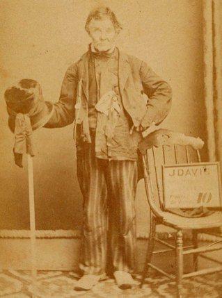傳奇賣派人——飛毛腿威廉。 圖/澳洲國家肖像美術館(National Portr...