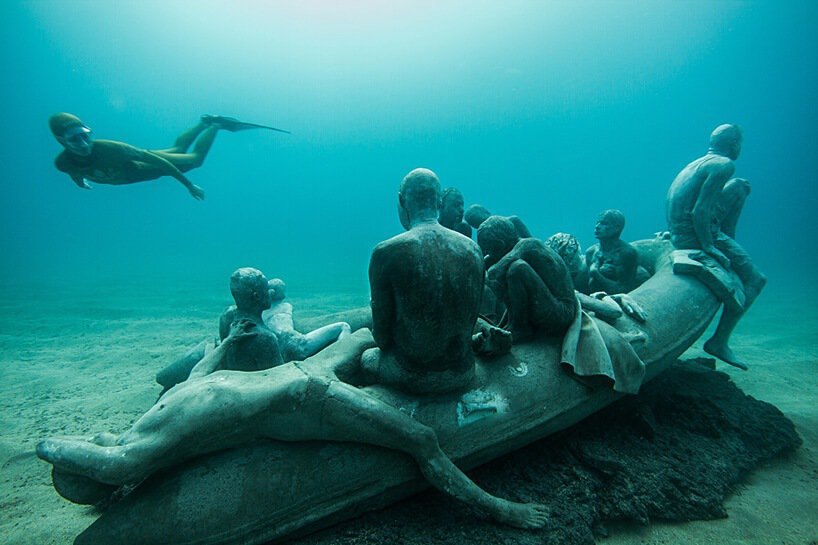 泰勒「大西洋博物館」。圖/取自designboom。