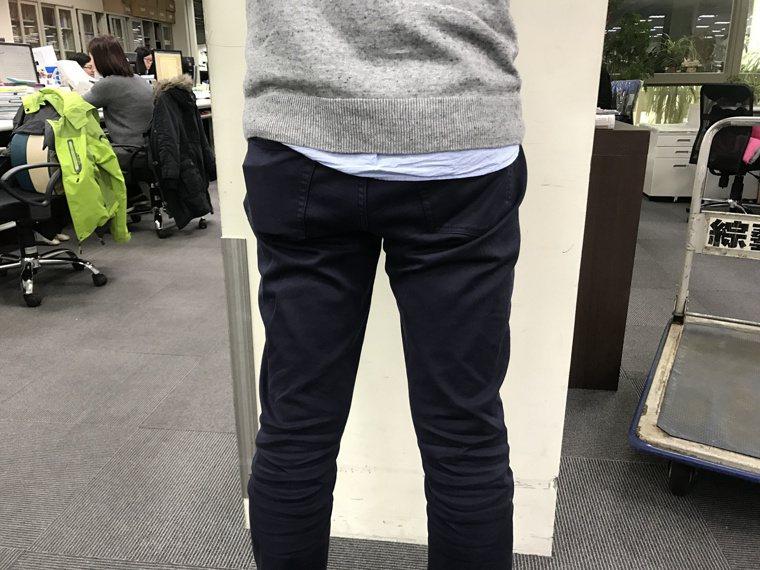 腰圍過粗有害健康。記者李樹人/攝影