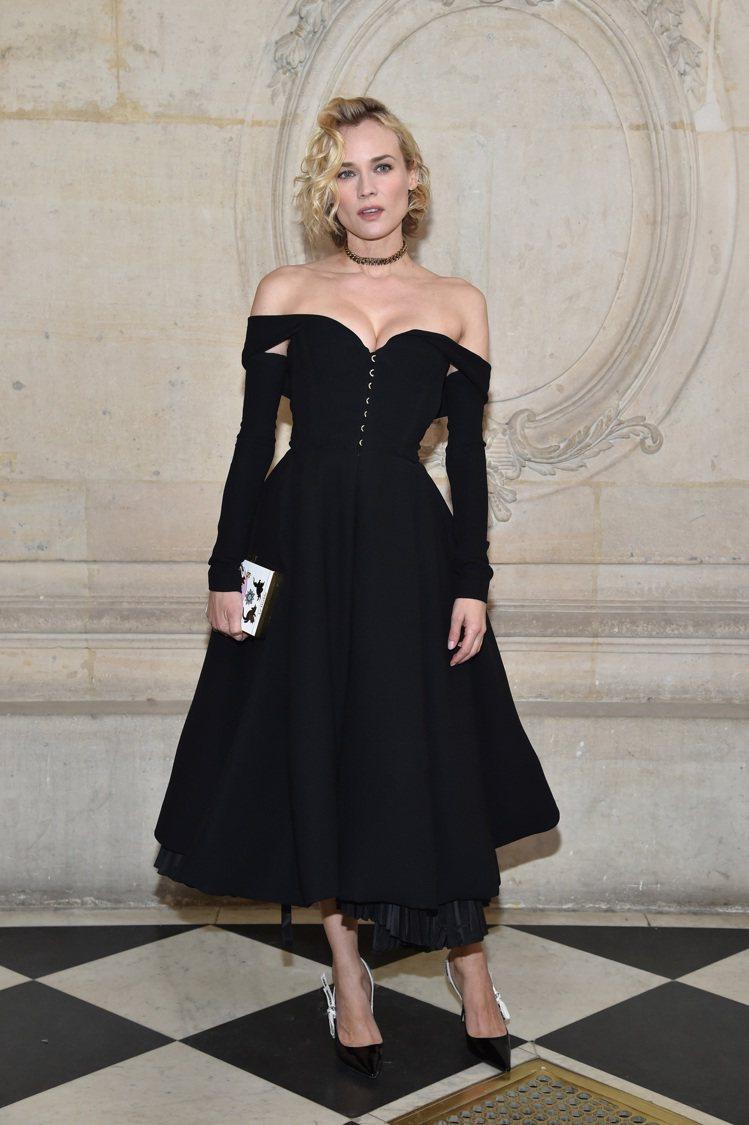 黛安克魯格。圖/Dior提供