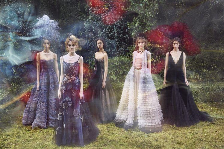 Dior在羅丹博物館打造一個森林花園,在這個看似未經人工整修的夢幻境地裡,Mar...