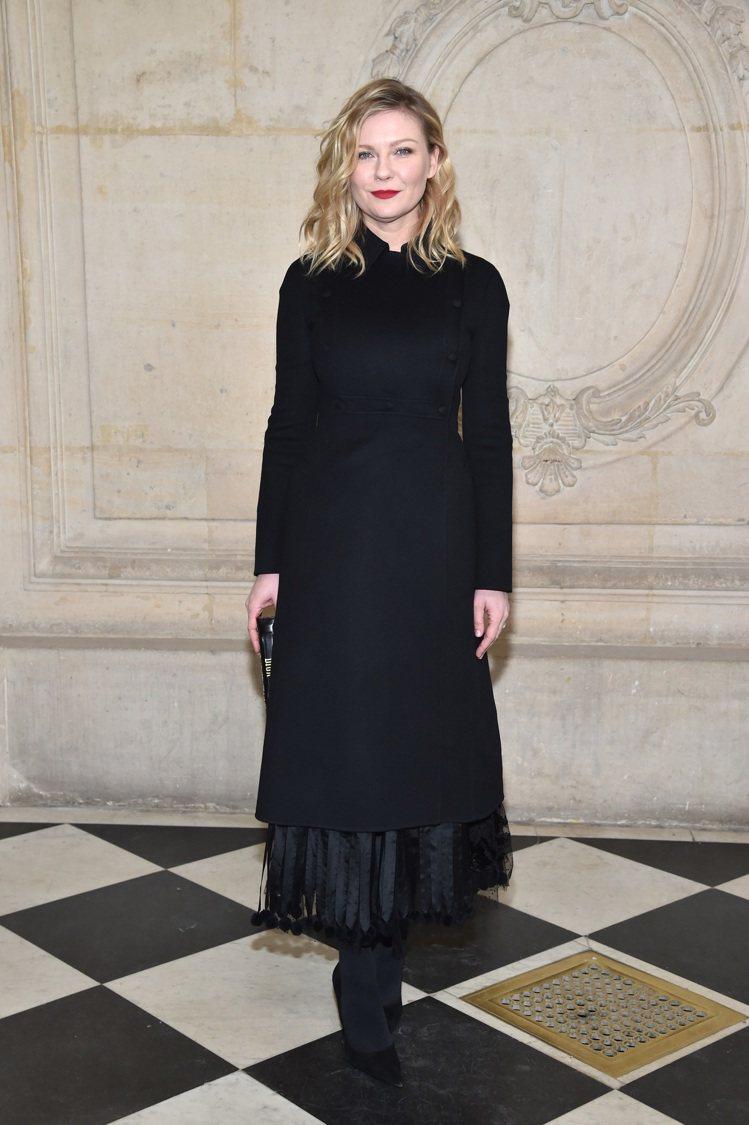克絲汀鄧斯特。圖/Dior提供