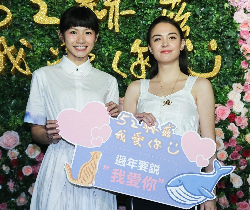 魏德聖執導的新電影「52 Hz I love you」今天在台北信義威秀影城舉辦...