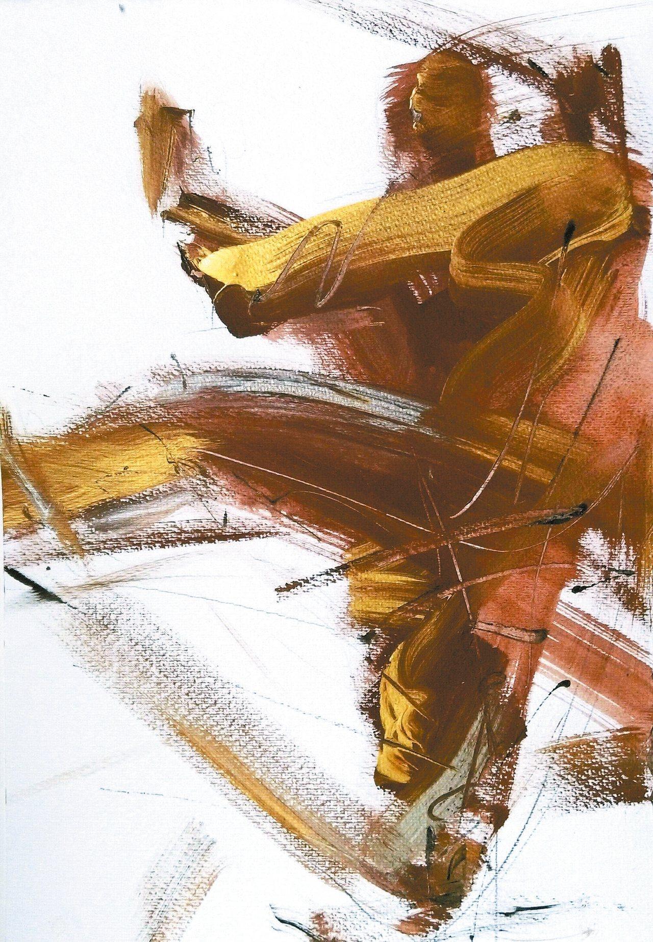 ●陳羅克個展「太極∣舞動人間」於上古藝術當代館(台北市建國南路一段162號)展至...