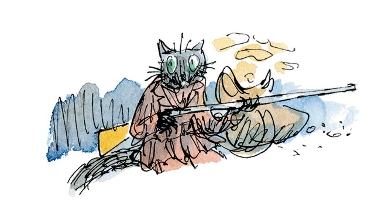 《穿長靴的小貓》內頁。 圖/青林國際出版提供