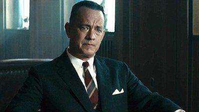 湯姆漢克斯被力邀接演大片中的反派角色。圖/摘自Daily Mail 蘇詠智