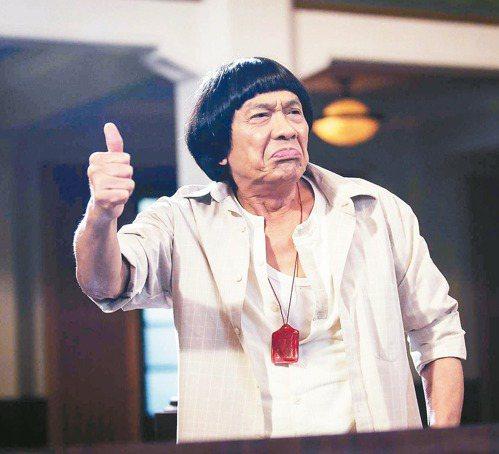 豬哥亮喜劇新片「大釣哥」將再度笑翻全台影迷。圖/華聯提供