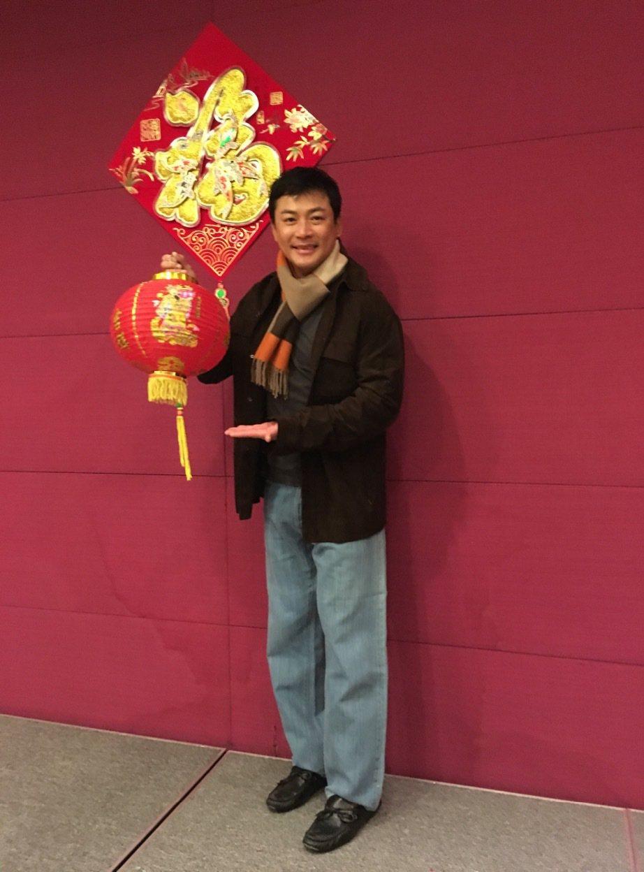 江宏恩新年被催婚。圖/艾迪昇提供