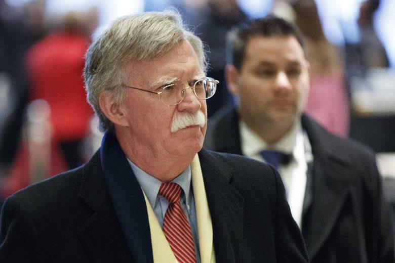 前美國駐聯合國大使,以及被視為副國務卿有力人選的顧問波頓,主張將沖繩美軍轉移至台...