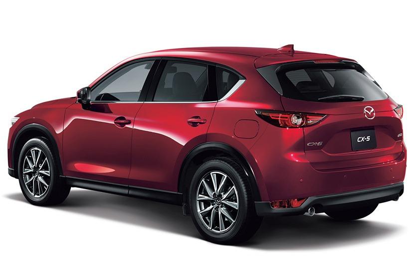 Mazda計畫推出7人座 CX-5? 日本市場搶頭香