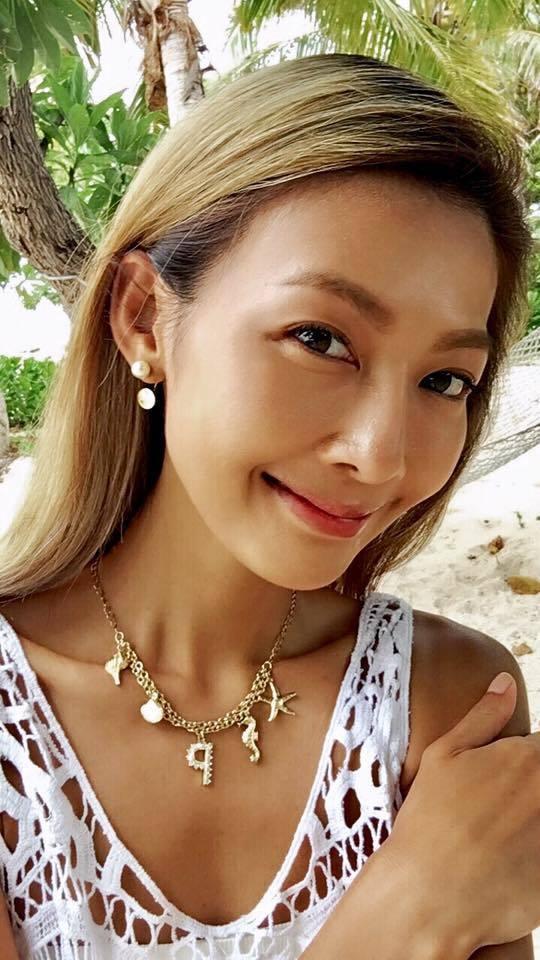 何潤東老婆今年過年和姐妹淘出國度假  圖/摘自臉書