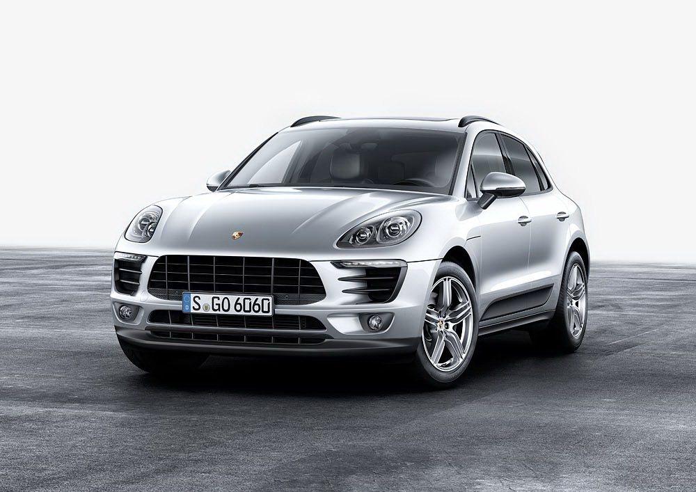 在休旅車款加持下,Porsche近年來銷售扶搖直上。 圖/永業提供