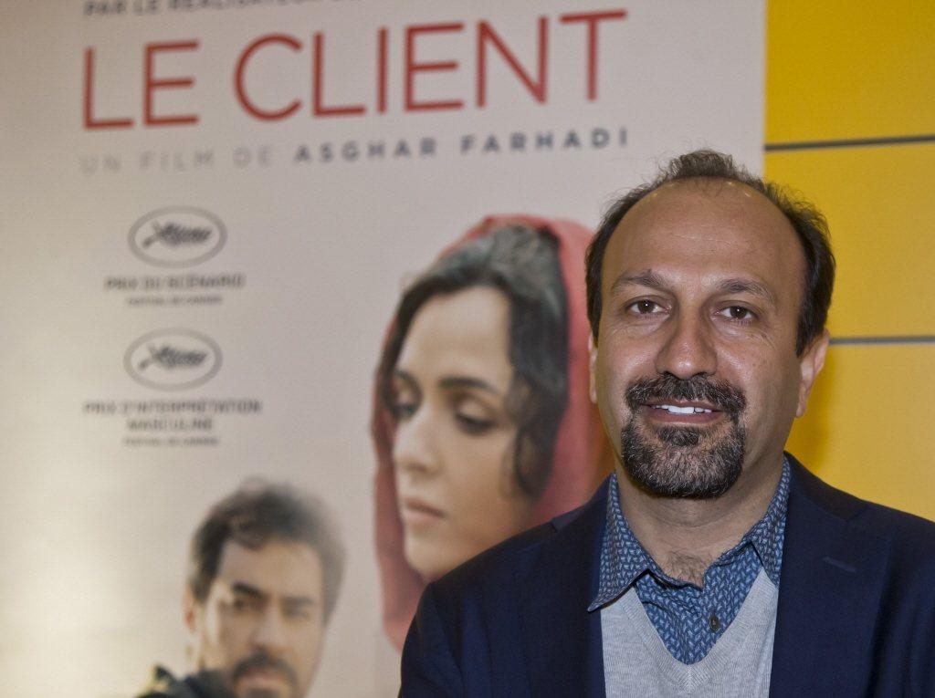 伊朗電影導演阿斯哈法哈蒂(Asghar Farhadi)杯葛26日的奧斯卡頒獎典