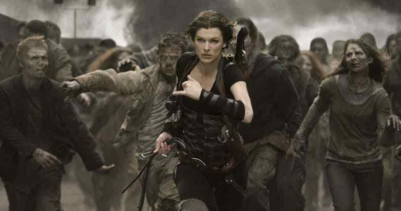 「惡靈古堡:最終章」是今年春節檔全台票房冠軍。圖/索尼提供