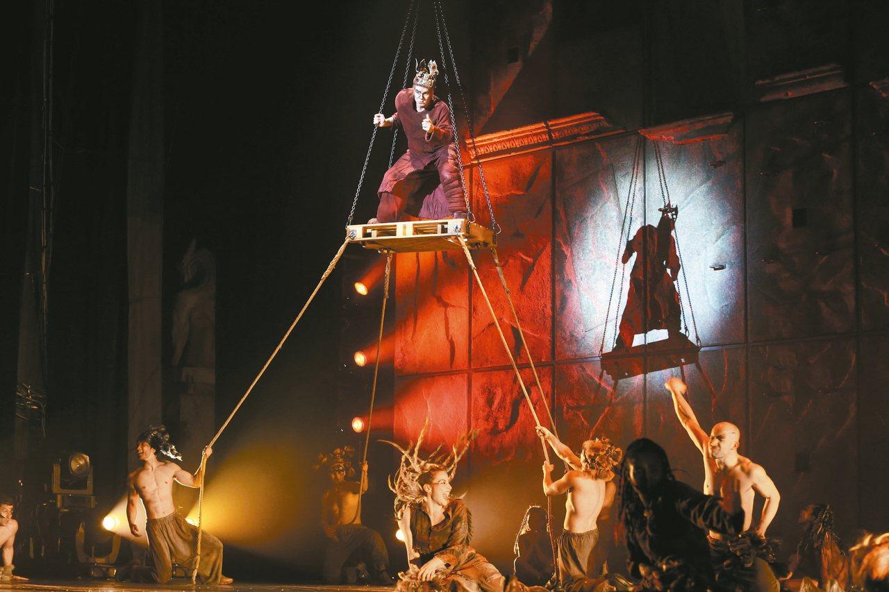 音樂劇鐘樓怪人將來台連演十三場。 圖/主辦單位聯合報系提供