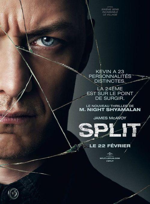 驚悚電影「分裂」連續第二個周末稱霸北美票房。(圖/取材自豆瓣電影)