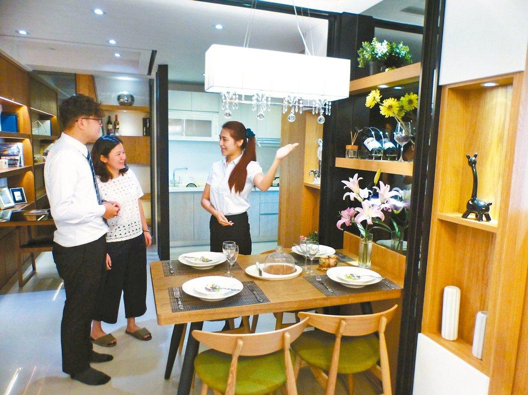 買屋前先打聽建商風評,選擇口碑的優質建商,買房較能安心。 報系資料照