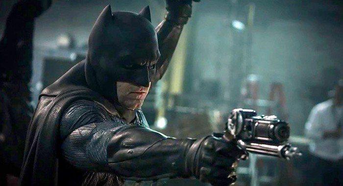 班艾佛列克為演出「蝙蝠俠」耗盡許多心力。圖/華納兄弟影業