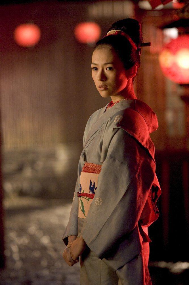 章子怡曾以「藝伎回憶錄」試圖打進好萊塢。圖/摘自imdb