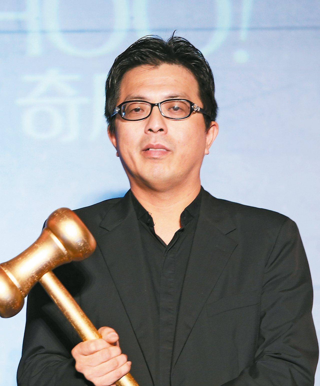 東森購物電商事業部執行長王志仁。 報系資料照