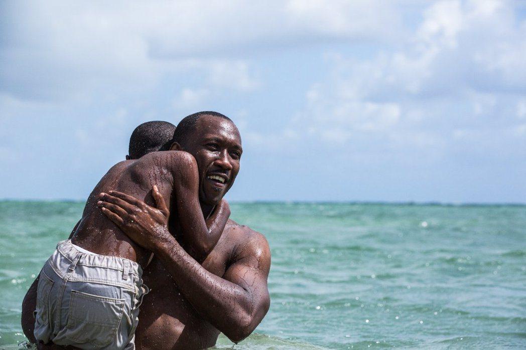 「月光下的藍色男孩」馬赫夏拉阿里最被看好獲奧斯卡最佳男配角獎。圖/摘自imdb