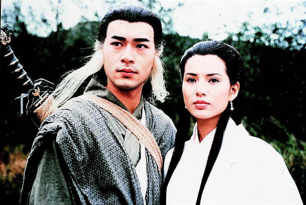 古天樂(左)、李若彤(右)是TVBS網友的最愛。 圖/報系資料照