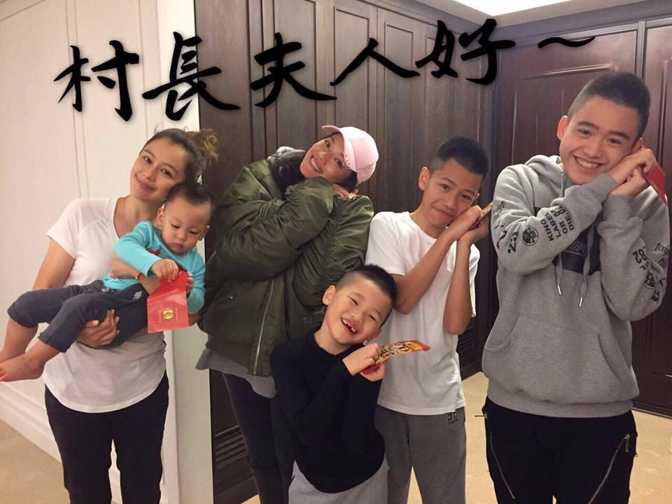 圖/擷自徐若瑄臉書