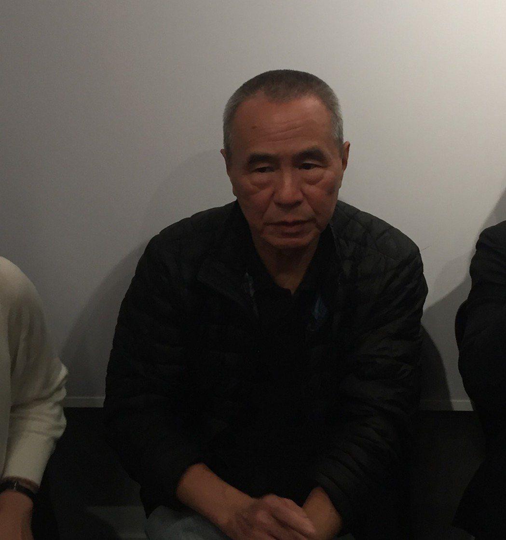 侯孝賢導演對今年賀歲檔國片票房失靈,提出自己的看法。記者陳建嘉/攝影