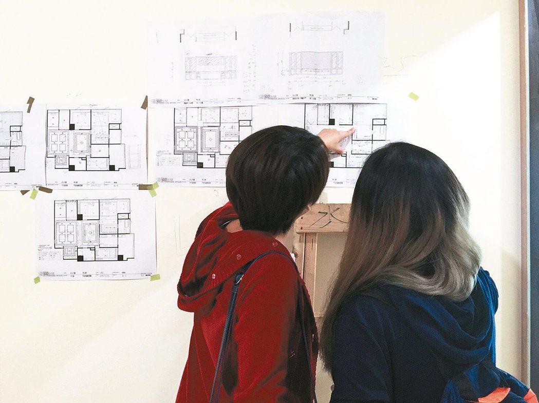 在找設計師階段最容易有糾紛,能否細心溝通、完整報價是關鍵。 圖/設計家提供