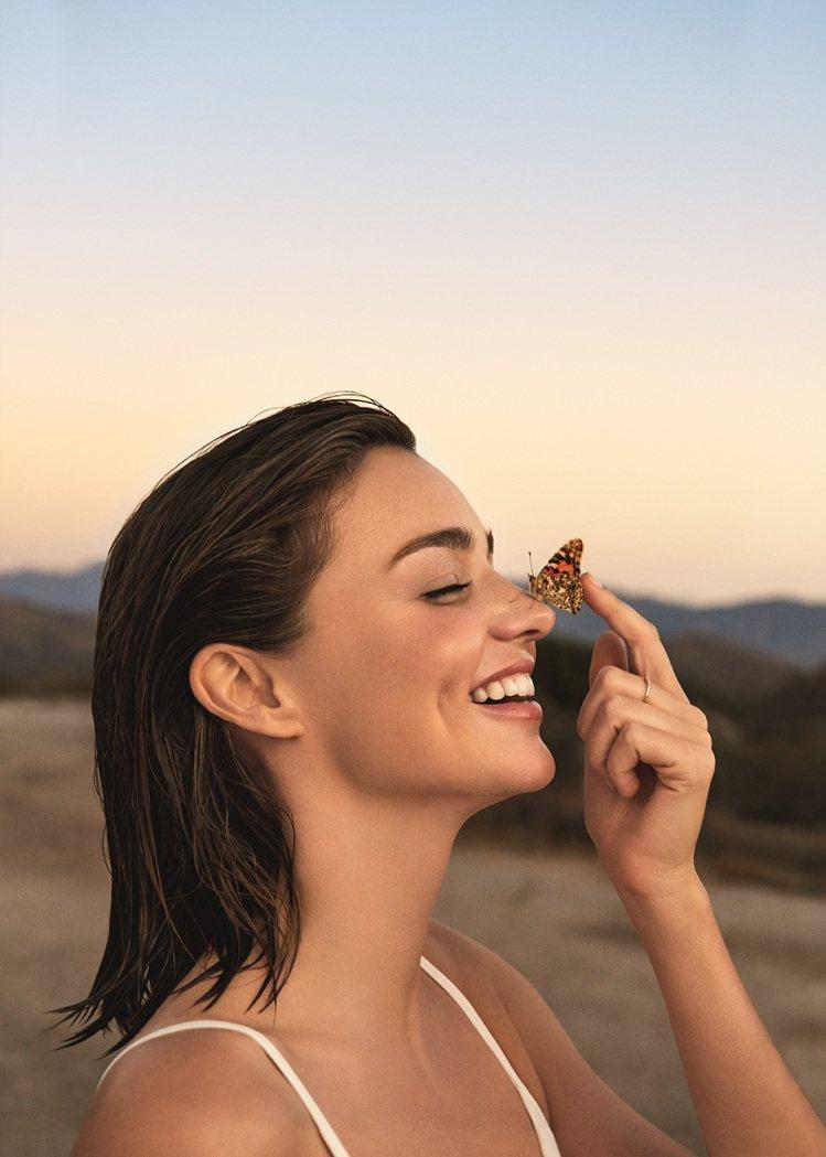米蘭達可兒的自信美在IG也吸引上億粉絲。圖/MARELLA提供