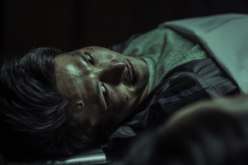 陳禕倫在「天黑請閉眼」第二集就「領便當」。圖/好風光提供