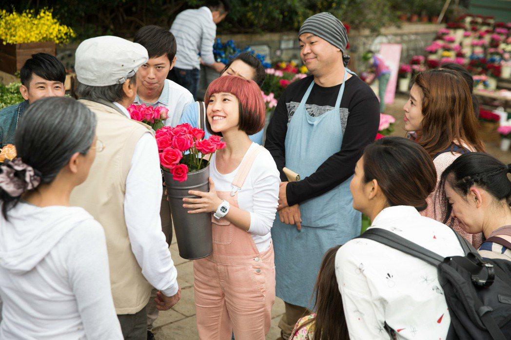 「52赫茲我愛你」奪回華語片北市單日票房第一的寶座。圖/威視提供