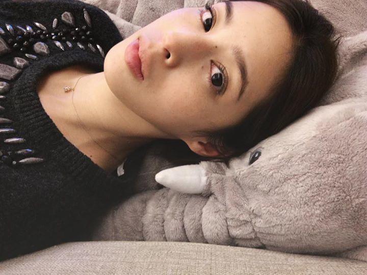 莫允雯拍攝「夢裡的一千道牆」身心俱疲。圖/摘自臉書