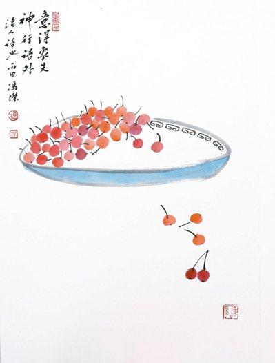 第一顆 櫻桃不好寄古今元帥裡多喜作儒將。我看《石林避暑錄話》裡記載,武夫偏愛...