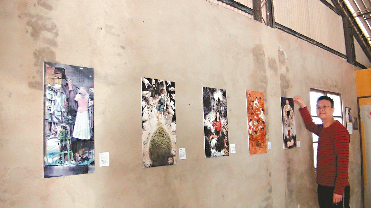 楊勝傑走出哥哥過世的陰影,連續舉辦12屆勝安藝術獎,是國內唯一專門鼓勵高中青年創...