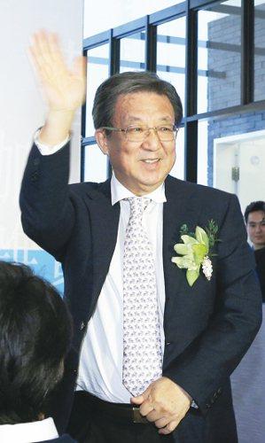 中環集團董事長翁明顯 圖/蘇健忠