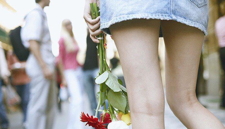 女性陰道正常分泌物為透明或白色且量不多。 圖/Ingimage提供