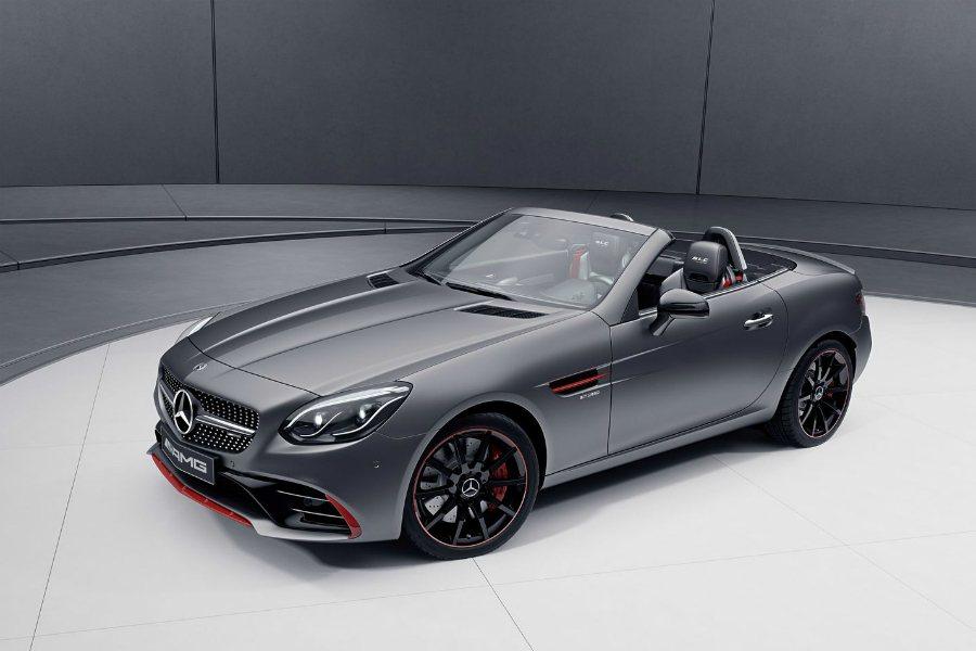 Mercedes提供