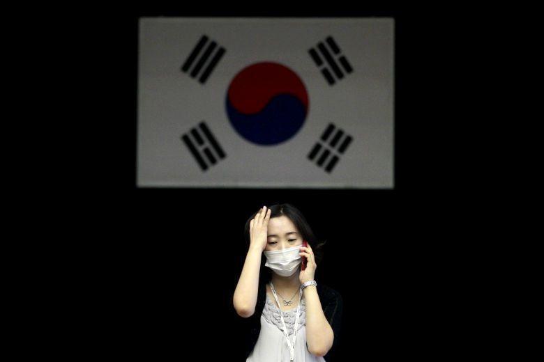 廣受台灣社會使用的22K流行語,也正在韓國上演,只不過韓國人是以「88萬元世代」此字來稱之。 圖/美聯社