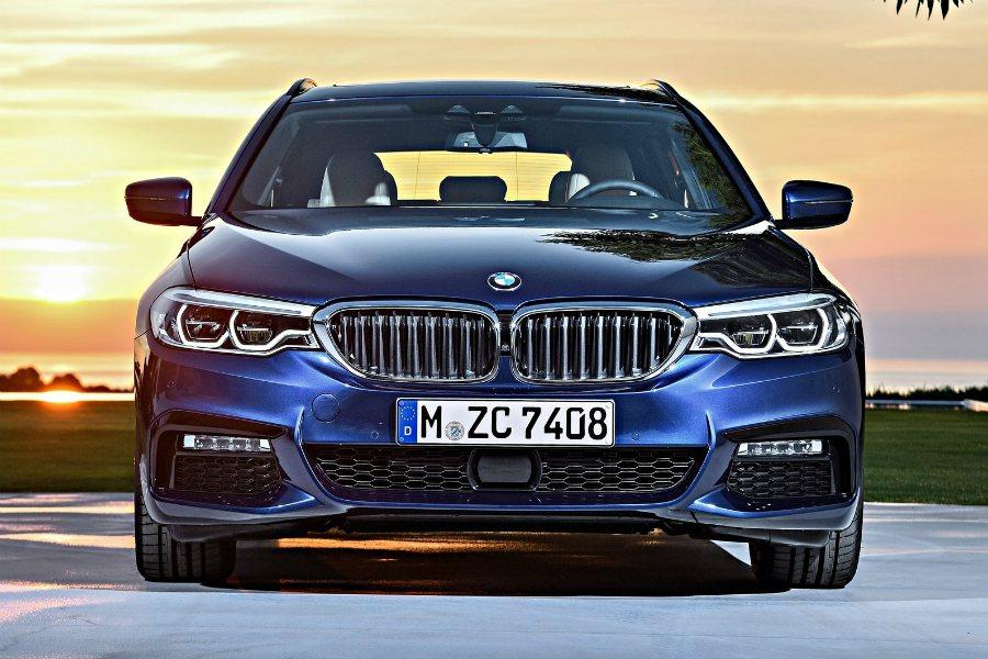 全新 BMW 5-Series Touring 將於今年六月上市,並率先會酨 3...