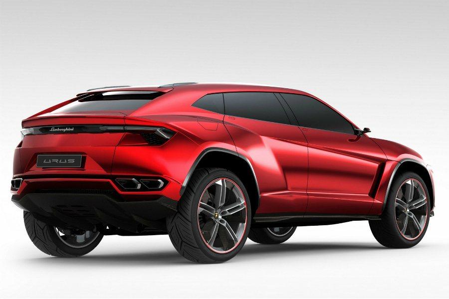 摘自 Lamborghini