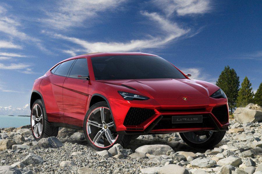 Lamborghini Urus 除了搭載 4.0 升 V8 引擎外,未來也會有...