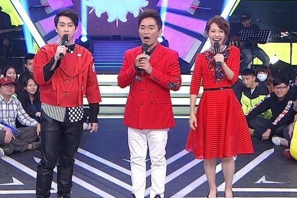吳宗憲、LULU、陳漢典主持的「綜藝大熱門」擁有不少死忠觀眾。圖/三立電視台提供