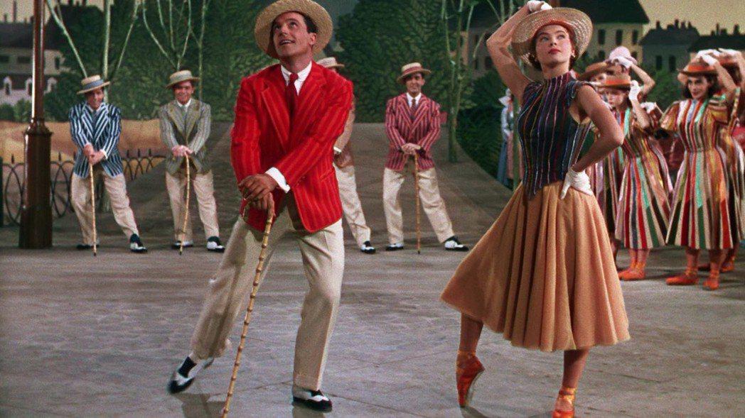 「花都舞影」曾獲奧斯卡最佳影片大獎。圖/金馬奇幻影展提供