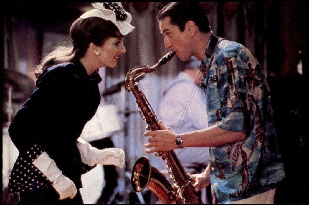 麗莎明妮莉與勞勃狄尼洛在「紐約紐約」有不少精彩對手戲。圖/金馬奇幻影展提供