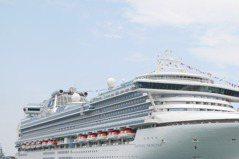 基隆港轉型有成 郵輪帶來觀光客源