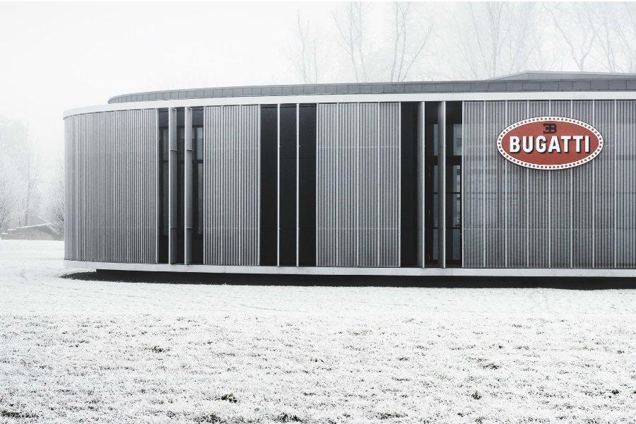 Bugatti 近日公佈市售最速超跑 Chiron 的誕生地 ─ 位於法國的 Molsheim 工廠。 摘自 Bugatti