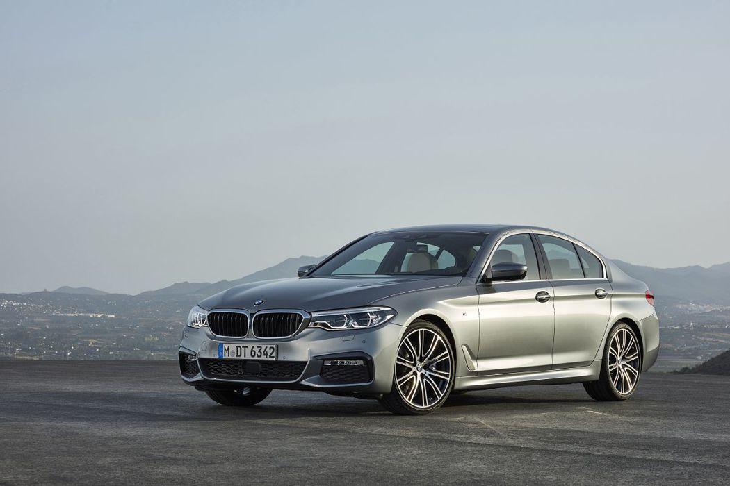 全新大改款的大5系列將是今年BMW最重點車款。 圖/BMW提供